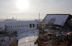 Władze Kazachstanu potwierdzają: 12 ofiar śmiertelnych katastrofy samolotu
