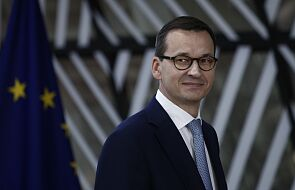Premier Morawiecki: prezydent Rosji wielokrotnie kłamał na temat Polski