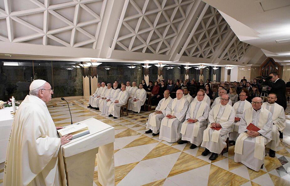 """Papież: """"nie"""" dla mentalności podziału ludzi na pierwszą i drugą kategorię"""