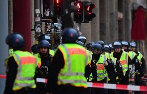 Niemcy: nie ma śladów użycia broni palnej przy Checkpoint Charlie