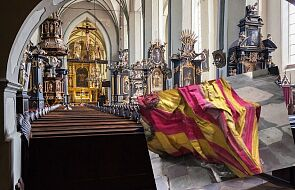 Wyjątkowo cenne znalezisko u dominikanów w Gdańsku. To symbol papieskiej władzy