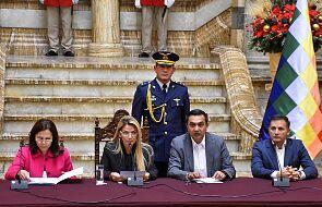 Boliwia: ambasador Meksyku i hiszpańskim dyplomatom nakazano opuszczenie kraju