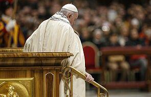 Papież wziął udział w pogrzebie przyjaciółki