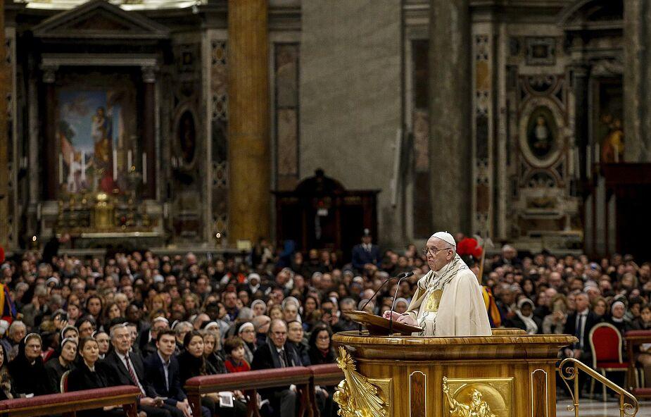 Papież: mieć czas dla innych to prawdziwa służba miłości