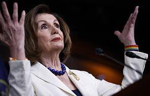 Nancy Pelosi: Izba Reprezentantów będzie głosować w sprawie impeachmentu Trumpa