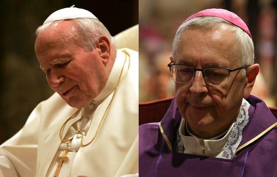 Św. Jan Paweł II patronem Europy i doktorem Kościoła? Abp Gądecki prosi o wsparcie