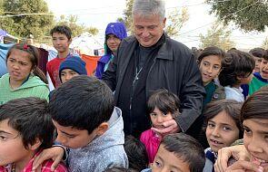 Kardynał Krajewski: otwórzcie klasztory i plebanie dla uchodźców