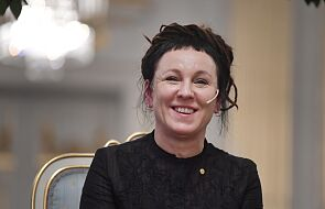 Sztokholm: Olga Tokarczuk przekazała do Muzeum Nagrody Nobla kalendarz z 2018 roku z osobistymi zapiskami