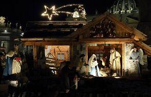 W Watykanie czuć świąteczną atmosferę! Jest już szopka i choinka [GALERIA]