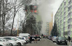 Słowacja: 5 osób zginęło, a 40 zostało rannych w wybuchu gazu w Preszowie