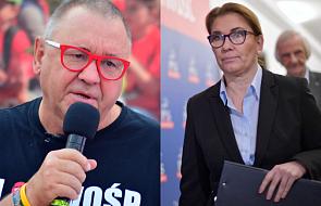 Rzeczniczka PiS Beata Mazurek przeprosiła Jerzego Owsiaka