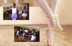 W największych w Afryce slumsach powstaje najpiękniejszy balet [WIDEO]