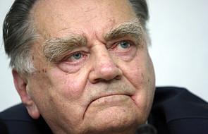 Spychalski: w poniedziałek prezydent skieruje rozporządzenie ws. żałoby narodowej do kontrasygnaty premiera