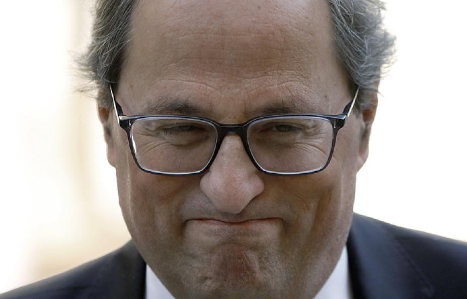 Hiszpania: premier Katalonii grozi ogłoszeniem niepodległości regionu