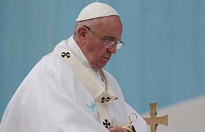 Franciszek: gdy chłopiec zadał mi to pytanie, przeszły mnie dreszcze