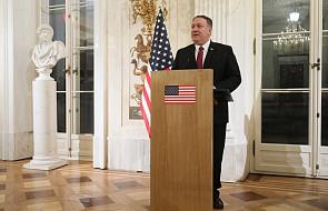 Pompeo: cały czas współpracujemy ws. zniesienia wiz do USA