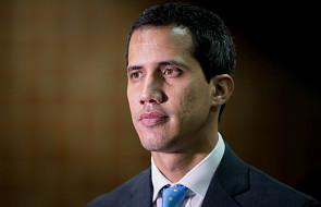 Delegacja Juana Guaido apeluje do Rzymu o uznanie jego prezydentury