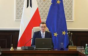Premier Morawiecki spotka się w czwartek z wiceprezydentem USA i premierem Izraela