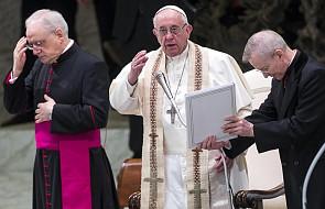 Papież zaapelował do Polaków. Mówi o ludziach, którzy potrzebują naszej pomocy