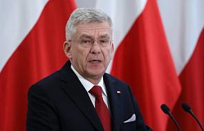 Karczewski: konferencja bliskowschodnia - pokojowa, nie jest skierowana przeciw komukolwiek