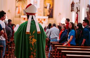 Biskup ogłasza w swojej diecezji duże zmiany w bierzmowaniu. Od teraz będzie połączone z innym sakramentem