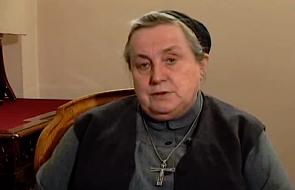 Jolanta Olech USJK: spotkałam się z przypadkami wykorzystywania seksualnego sióstr zakonnych