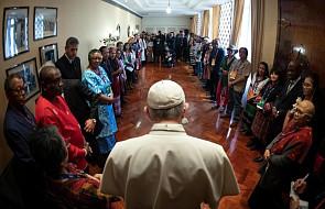 Papież Franciszek: nie zapominajmy o swoich korzeniach