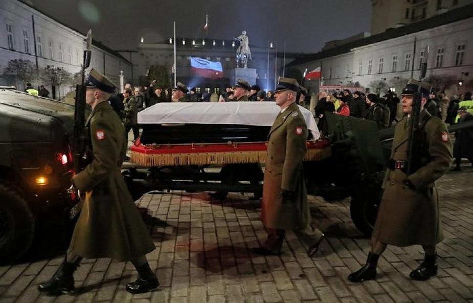 Kondolencje prymasa Polaka po śmierci Jana Olszewskiego