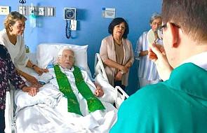 Ksiądz, z którego Franciszek zdjął karę nałożoną przez Jana Pawła II, koncelebrował mszę. Pierwszy raz od 35 lat!