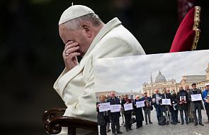 Jadą do Franciszka z raportem o pedofilii w Kościele. Chcą rezygnacji polskich biskupów