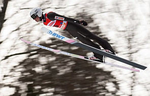 PŚ w skokach - Żyła czwarty w Oberstdorfie, wygrał Kobayashi