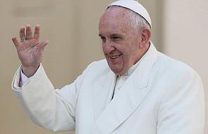 Franciszek: jesteśmy umiłowanymi dziećmi Bożymi [DOKUMENTACJA]