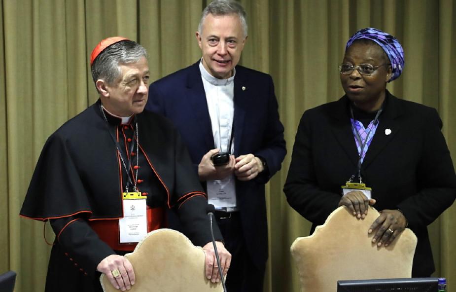 Zakonnica z Nigerii na szczycie w Watykanie: żyjemy w stanie kryzysu i wstydu. Ciężko splamiliśmy łaskę misji Kościoła