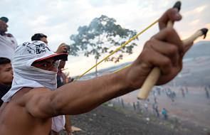 Wenezuela: Nicolas Maduro nie wpuścił do kraju pomocy humanitarnej