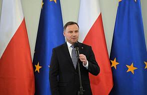 Prezydent zarządził wybory do PE; głosowanie odbędzie się 26 maja