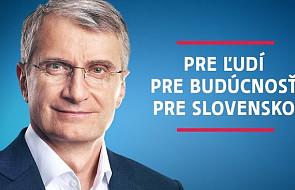Słowacja: rezygnacja jednego z faworytów w wyborach prezydenckich