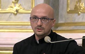 Grzegorz Kramer SJ: boję się dnia, w którym ktoś mnie oskarży o molestowanie