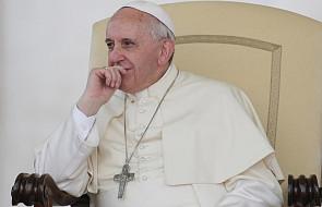 """Papież Franciszek o kobiecie, która doświadczyła w Lourdes """"prawdziwego cudu"""""""