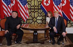 Przywódcy USA i Korei Płn. zakończyli szczyt bez porozumienia