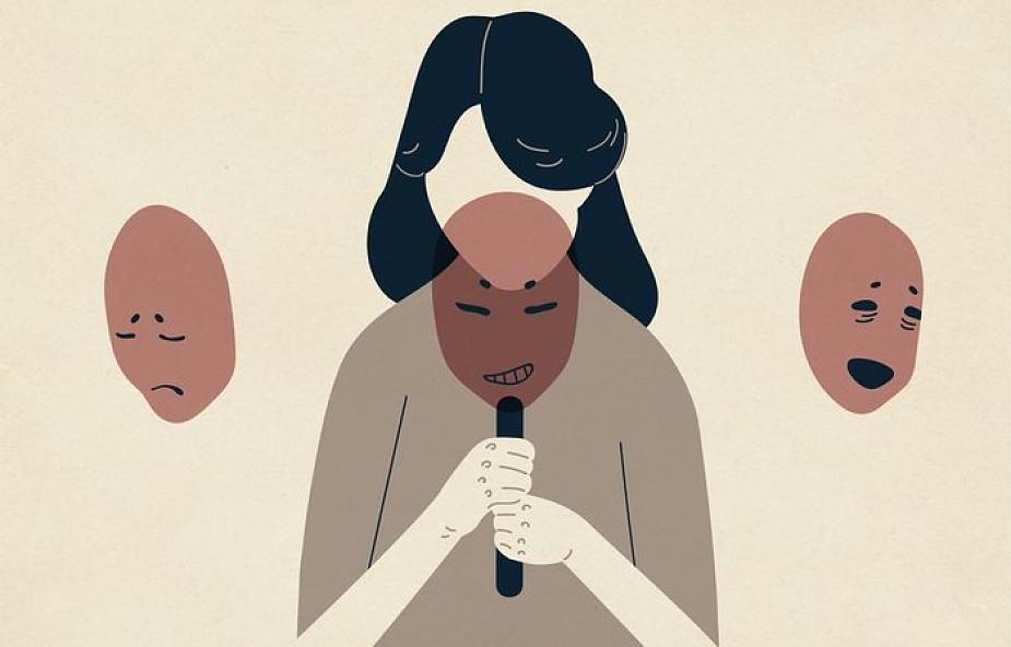 Jak rozmawiać z osobą chorą na depresję? Ten plakat pomoże ci zrozumieć jej świat