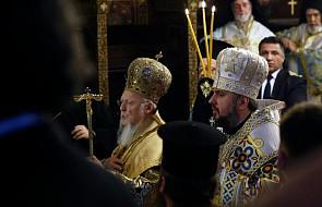Metropolita Epifaniusz objął oficjalnie swój urząd. To najmłodszy zwierzchnik w prawosławiu