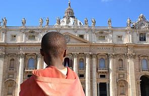 Papież spotkał się z grupą uchodźców z Bliskiego Wschodu