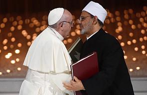 Wspólna deklaracja papieża i wielkiego imama Al-Azharu