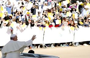 Franciszek do katolików Emiratów: naśladujcie Jezusa w życiu codziennym