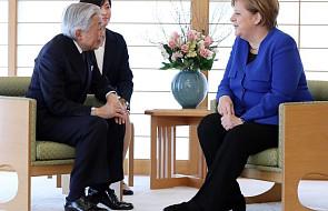 Merkel w Tokio: Niemcy i Japonia będą dążyły do reformy WTO