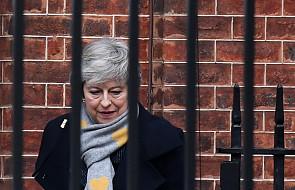 UE: w czwartek spotkanie szefa KE i premier May w Brukseli