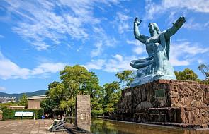 """Japonia: przygotowania do wizyty papieża w Nagasaki, szczególnie w """"Parku Pokoju"""" gdzie wybuchła bomba atomowa"""