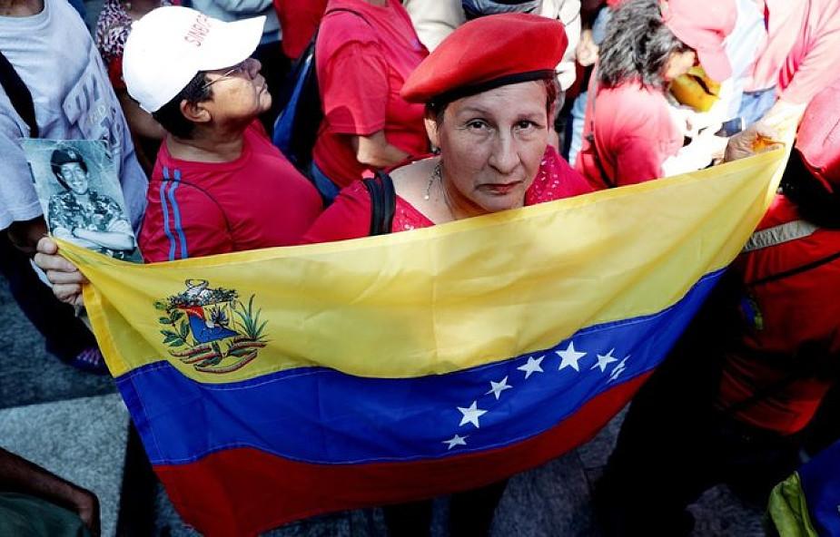 Czerwony Krzyż podwoił budżet na pomoc dla Wenezueli