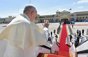 Nadużycia wobec zakonnic, Wenezuela i prześladowania chrześcijan - rozmowa papieża z dziennikarzami w drodze z Abu Zabi