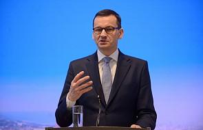 Morawiecki: życzyłbym sobie, żeby Wielka Brytania została w UE